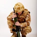 military injuries